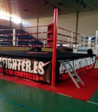 Material para vestir un Ring de boxeo - Custom Fighter